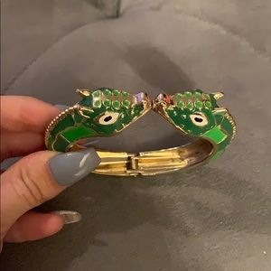 Dragon Clamp Bracelet